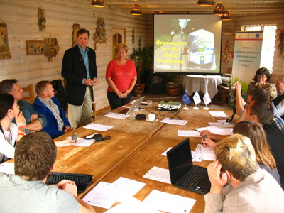 Greenways, Inc  - Presentations And Workshops